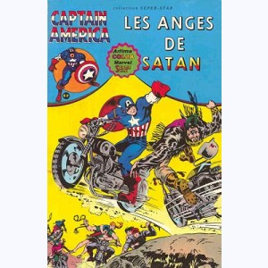 Captain América : n° 3, Les anges de Satan