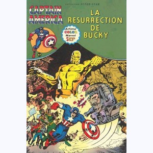 Captain América : n° 4, La résurrection de Bucky