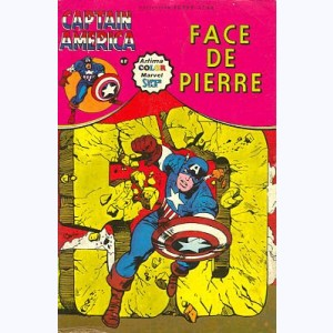 Captain América : n° 5, Face-de-pierre