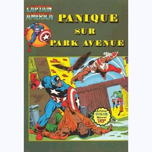 Captain América : n° 11, Panique sur Park Avenue