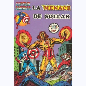 Captain América : n° 14, La menace de Sollar