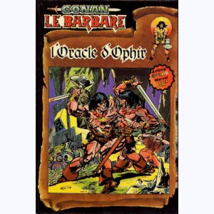 Conan le Barbare : n° 5, L'oracle d'Ophir