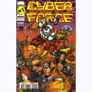 Cyberforce : n° 1, Killer Instinct 2