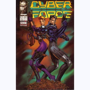 Cyberforce : n° 5, Traitement de C.H.O.C.