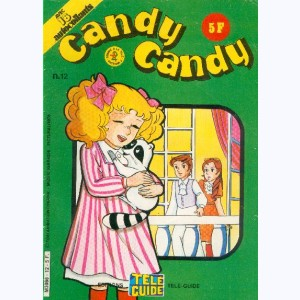 Candy Candy : n° 12, Candy rentre à pied