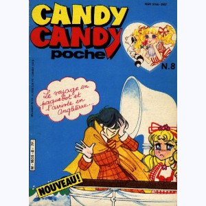 Candy Candy Poche : n° 8, Voyage en paquebot ...