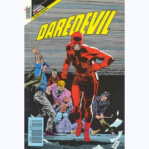 Daredevil : n° 16, Outsider