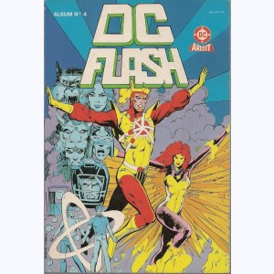 DC Flash (Album) : n° 4, Recueil 4 (07, 08)