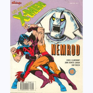 Les Etranges X-Men : n° 12, Nemrod