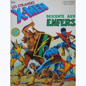 Les Etranges X-Men (HS) : n° 1, --idem-- (Fac-Similé)