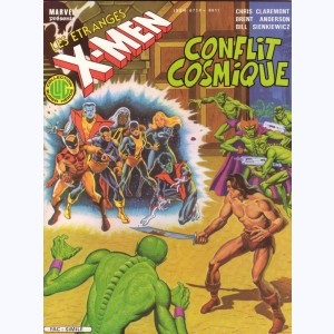 Les Etranges X-Men (HS) : n° 2, --idem-- (Fac-Similé)