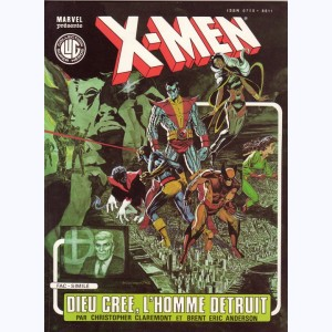 Les Etranges X-Men (HS) : n° 3, --idem-- (Fac-Similé)