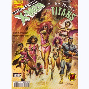 Les Etranges X-Men (HS) : n° 5, --idem-- (Age d'or n° 2)