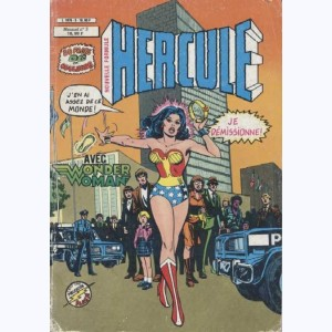 Hercule avec Wonder Woman : n° 3