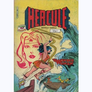 Hercule avec Wonder Woman : n° 4