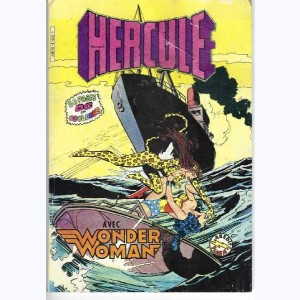 Hercule avec Wonder Woman : n° 9