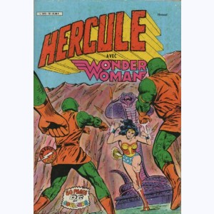 Hercule avec Wonder Woman : n° 10