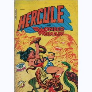 Hercule avec Wonder Woman : n° 11