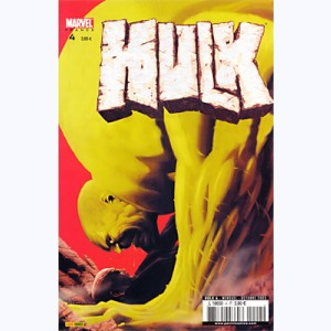 Hulk (6ème Série) : n° 4, point d'ébullition