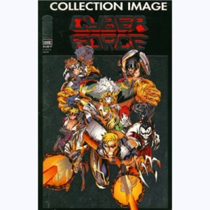Collection Image : n° 1, Cyberforce Trade Paperback 1 à 4
