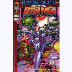 Collection Image : n° 3, Wildstorm rising T1