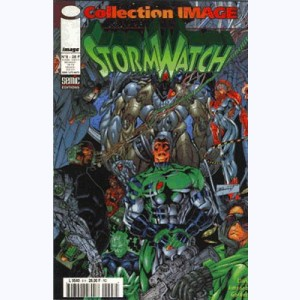 Collection Image : n° 8, Stormwatch vol 2 1-2-3