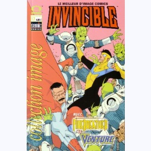 Collection Image : n° 17, Invincible avec Firebreather et Venture