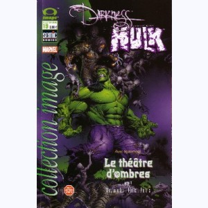 Collection Image : n° 19, The Darkness / Hulk
