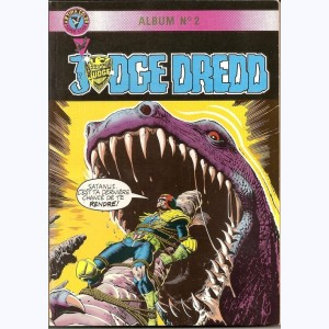 Judge Dredd (Album) : n° 2, Recueil 2 (03, 04, 05)