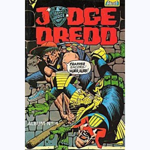 Judge Dredd (Album) : n° 4, Recueil 4 (09, 10, 11)