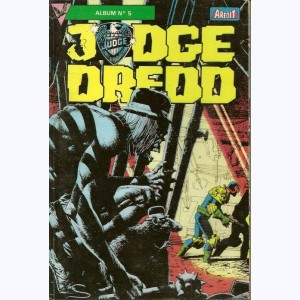 Judge Dredd (Album) : n° 5, Recueil 5 (13, 14, 15)