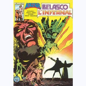 Kazar : n° 5, Belasco l'infernal