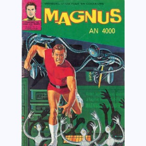 Magnus An 4000 : n° 12, Magnus contre North AM !
