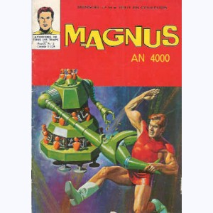 Magnus An 4000 : n° 14, Bunda, le grand