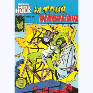 Miss Hulk : n° 6, La Tour diabolique