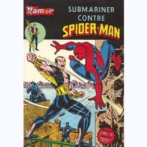 Namor : n° 8, Submariner contre Spider-Man