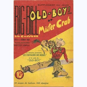 Old Boy : n° 5, Old-Boy et mister Crab