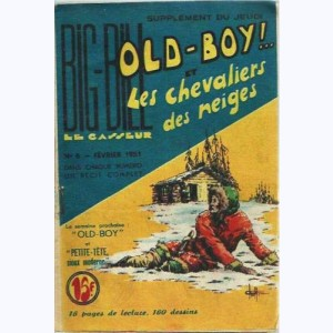 Old Boy : n° 6, Old-Boy contre Le Rouge (6)