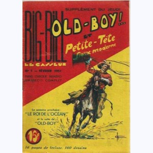 Old Boy : n° 7, Old-Boy contre Le Rouge (7)