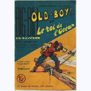 Old Boy : n° 8, Old-Boy contre Le Rouge (8)