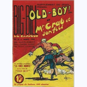 Old Boy : n° 9, Old-Boy contre Le Rouge (9)