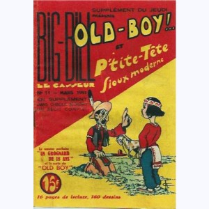 "Old Boy : n° 11, Old-Boy contre Mister ""X"" (1)"