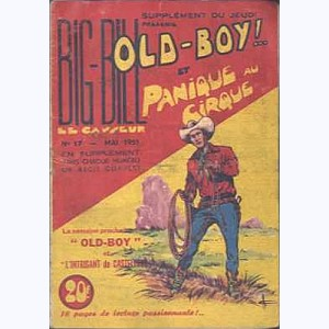 Old Boy : n° 17, Panique au cirque