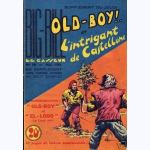 Old Boy : n° 18, L'intrigant de Castellone