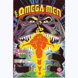 Les Omega Men : n° 4, La source du mal