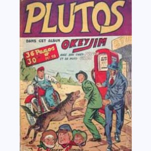 Plutos : n° 10, Teppy Ho! : ... attaqués par les mexicains