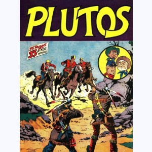 Plutos : n° 23, Teppy Ho ! : A la poursuite du Gaucher