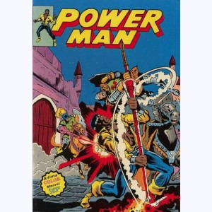 Power Man : n° 1, Power Man