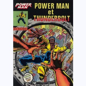 Power Man : n° 2, Power Man et Thunderbolt