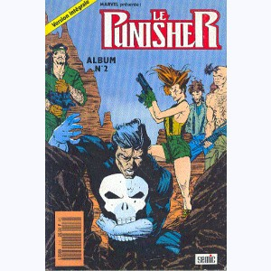 Le Punisher (Album) : n° 2, Recueil 2 (04, 05, 06)